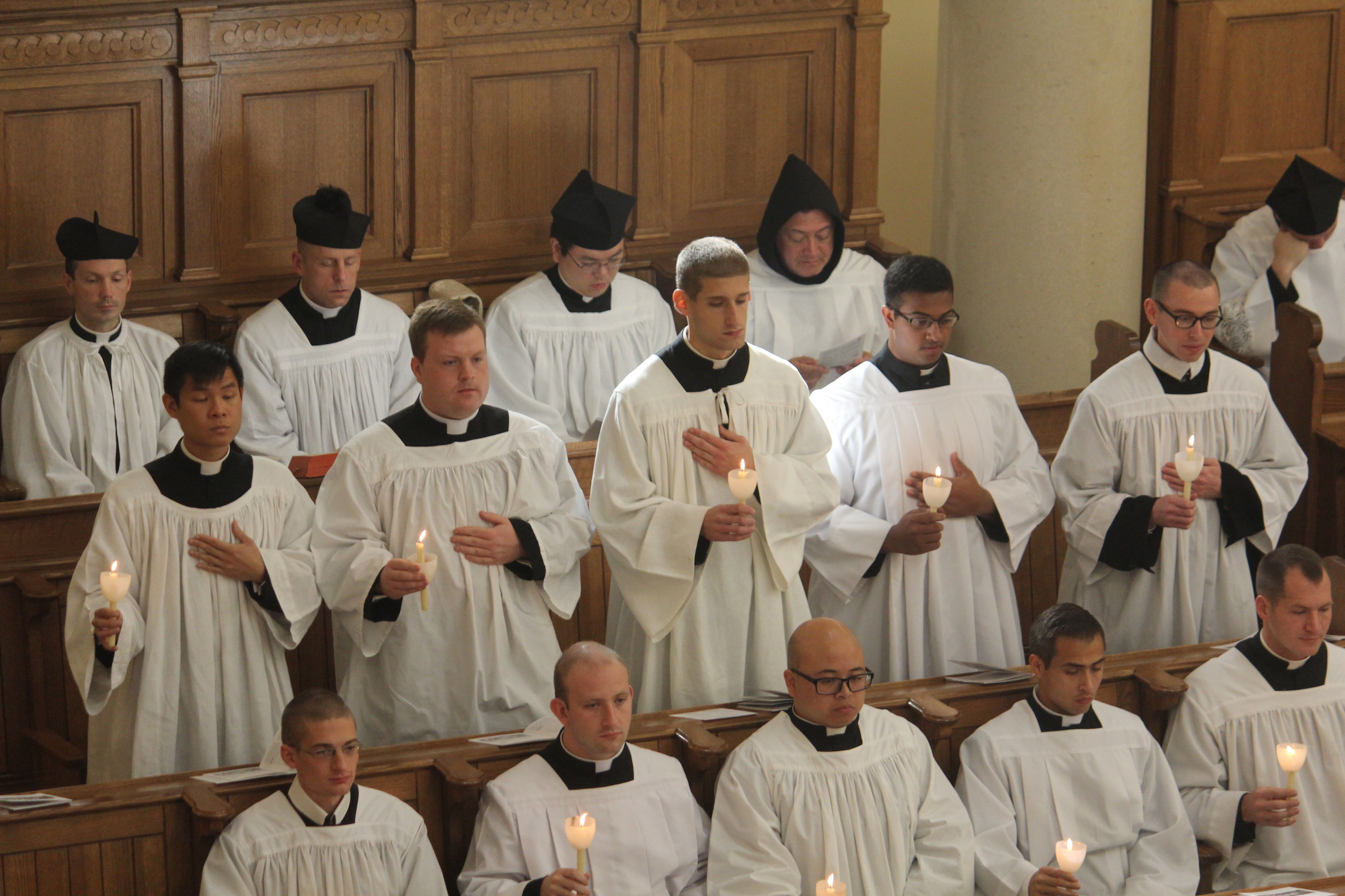 Pray for Our Parish Vocations